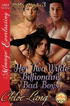 Her Two Wilde Billionaire Bad Boys - Chloe Lang
