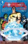 Stormwatch Volume 1: The Dark Side (The New 52) - Paul Cornell,  Miguel Sepulveda (Illustrator)