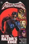 Nightwing, Volume 7: On the Razors Edge - Chuck Dixon, Greg Land, Drew Geraci, Rick Leonardi, Trevor McCarthy, Mike Lilly, Jesse Delperdang, Mark Farmer, John Lowe