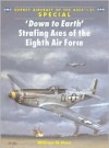 Down to Earth: Strafing Aces of the Eight Air Force - Chris  Davey