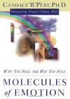 Molecules of Emotion: Why You Feel the Way You Feel - Candace B. Pert, Deepak Chopra