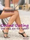 Online Dating! Turbulenter, spritziger Liebesroman nur für Frauen... (German Edition) - Susanna Rossi