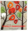 Kyuuto! Japanese Crafts!: Woolly Embroidery: Crewelwork, Stump Work, Canvas Work, and More! - Chronicle Books