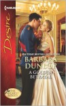 A Golden Betrayal - Barbara Dunlop