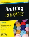 Knitting for Dummies: Student Edition - Pam Allen, Tracy Barr, Shannon Okey