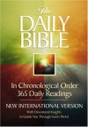 Daily Bible, with Devotional Insights to Guide You Through God's Word: NIV - Anonymous, F. LaGard Smith