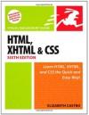 HTML, XHTML, and CSS (Visual Quickstart Guide) - Elizabeth Castro