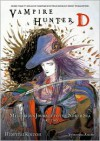 Vampire Hunter D, Volume 8: Mysterious Journey to the North Sea, Part Two - Hideyuki Kikuchi,  Kevin Leahy (Translator),  Yoshitaka Amano (Artist)