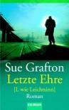Letzte Ehre - Sue Grafton