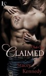 Claimed (Club Sin, #1) - Stacey Kennedy