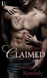 Claimed (Club Sin, #1) - Stacey Kennedy