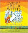 D'Aulaires' Book of Greek Myths - Ingri d'Aulaire, Edgar Parin d'Aulaire, Roy Dotrice