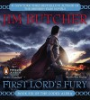 First Lord's Fury (Codex Alera Series #6) - Jim Butcher, Kate Reading