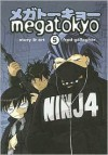 Megatokyo, Volume 5 - Fred Gallagher, Sarah Gallagher, Dominic Nguyen