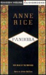 Pandora : New Tales of the Vampires (Cassette) - Anne Rice