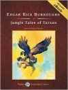 Jungle Tales of Tarzan, with eBook - Edgar Rice Burroughs,  Shelly Frasier