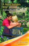 A Most Suitable Wife (Tender Romance) - Jessica Steele