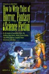 How to Write Tales of Horror, Fantasy and Science Fiction - J.N. Williamson, Robert Bloch