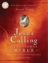Jesus Calling Devotional Bible-NKJV - Anonymous