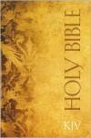 KJV Economy Bible - Anonymous