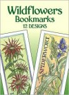 Wildflowers Bookmarks: 12 Designs - Annika Bernhard