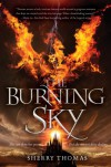 The Burning Sky (The Elemental Trilogy) - Sherry Thomas