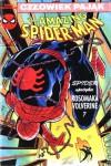 The Amazing Spider-Man - Człowiek Pająk - Spider spotyka Rosomaka Wolverine? 06/1991 #012 - Todd McFarlane, Stan Lee, David Michelinie