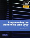 Programming the World Wide Web - R.W. SEBESTA