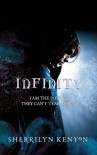 Infinity: I Am the Power They Can't Tear Down. Sherrilyn Kenyon (Chronicles of Nick) - Sherrilyn Kenyon