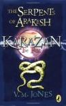 The Serpents of Arakesh - V.M. Jones