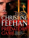 Predatory Game  - Tom Stechschulte, Christine Feehan