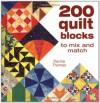 200 Quilt Blocks - Davina Thomas