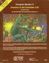 Dwellers of the Forbidden City (AD&D Fantasy Roleplaying, Module I1) - David Zeb Cook