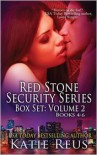 Red Stone Security Series Box Set: Volume 2 - Katie Reus