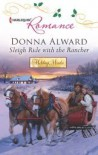 Sleigh Ride with the Rancher - Donna Alward
