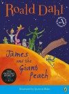 James and the Giant Peach - Quentin Blake, Roald Dahl
