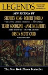 Legends: Masters of Fantasy - Robert Silverberg, Terry Brooks, Stephen King