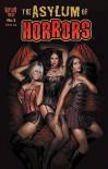 The Asylum of Horrors No. 1 - Elizabeth Musgrave, Kevin Colden, Frank Forte, Szymon Kudranski
