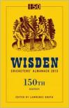 Wisden Cricketers' Almanack 2013 - Lawrence Booth (Editor)