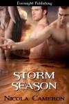 Storm Season (Olympic Cove) - Nicola Cameron