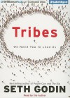 Tribes: We Need You to Lead Us (Audiocd) - Seth Godin