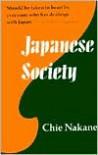 Japanese Society (Center for Japanese Studies, UC Berkeley) - Chie Nakane