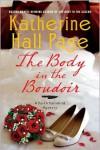 The Body in the Boudoir: A Faith Fairchild Mystery - Katherine Hall Page