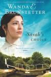 Sarah's Choice - Wanda E. Brunstetter