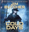 Cold Days (The Dresden Files, #14) - Jim Butcher, James Marsters