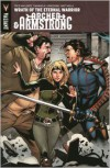 Archer & Armstrong Volume 2: Wrath Of The Eternal Warrior - Fred Van Lente, Emanuela Lupacchino, Warren Simons, Josh Johns