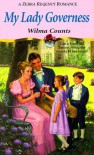 My Lady Governess - Wilma Counts
