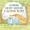 Guess How Much I Love You: Pop-Up - Sam McBratney, Anita Jeram