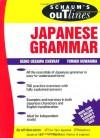 Schaum's Outline of Japanese Grammar - Keiko Uesawa Chevray, Tomiko Kuwahira
