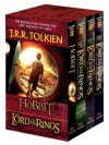 The Hobbit & The Lord of the Rings - J.R.R. Tolkien